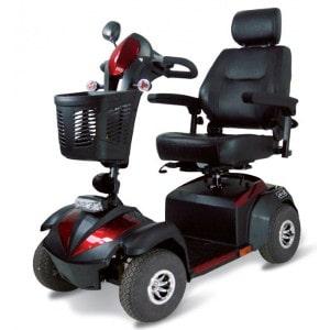 Elektromobile für Senioren und behinderte Menschen