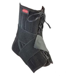 Orthopädische Knöchelbandagen oder Knöchelorthesen